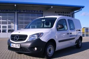 Transporter Vermietung Schwerin